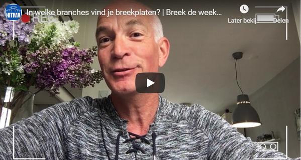 Breek de week: In welke branches komen breekplaten voor?
